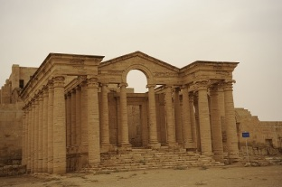 Ancient city of Hatra